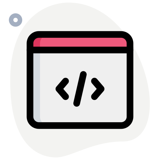 development and testing icon